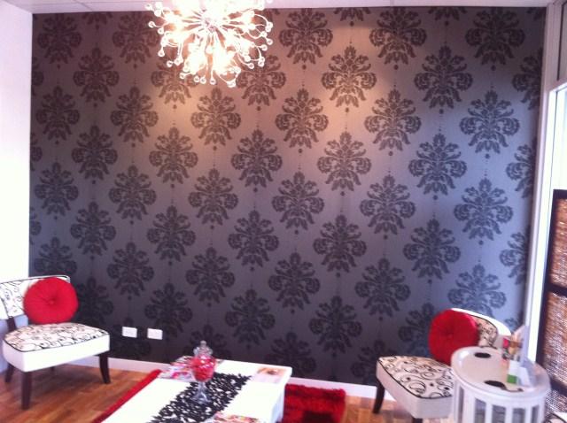 gallery wow wallpaper hangingwow wallpaper hanging. Black Bedroom Furniture Sets. Home Design Ideas