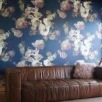 Ashley Bailey Woodson Wallpaper - Mt Tamborine Wallpaper Installation