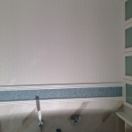 Byron Bay wallpaper installation
