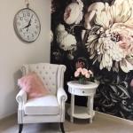 Ellie Cashman wallpaper - Ashmore wallpaper installation