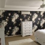 Ellie Cashman wallpaper installation Brisbane