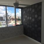 Fortitude Valley Wallpaper Installation