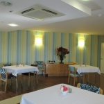 Hill View Aged Care Residence Dining Room - Gold Coast