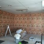 Kemra Wallpaper - Camden Factory Bricks