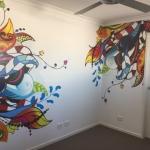 Mr Perswall mural