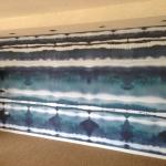 Tie Dye Surf Mural - Burleigh heads Gold Coast