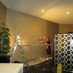 Wallpaper Installers Gold Coast - Wattle Hotel Lost City Before