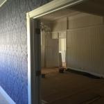 Wallpaper installation in Ascot Queenslander
