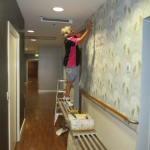 Wallpapering Gold Coast - Hill View House Aged Care Residence