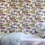bedroom wallpaper installation Zillmere Brisbane