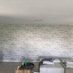 brick wallpaper Royal Pines Gold Coast