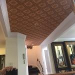 ceiling wallpaper Gold Coast