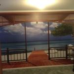 komar-beach-porch-mural-gold-coast-wallpaper-job