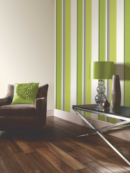 Arthouse Wallpaper - Rosanna Collection - Carina Stripes
