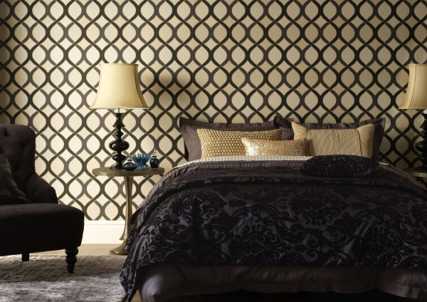 Graham and Brown wallpaper - Art Decor Collection - Highbury