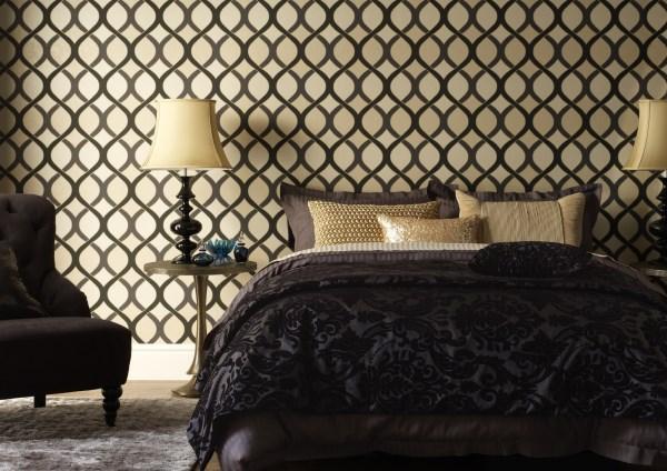 Graham and Brown wallpaper - Art Decor Collection - Highbury