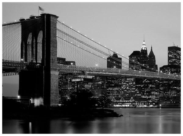 Mr Perswall Murals - New York Skyline Mural