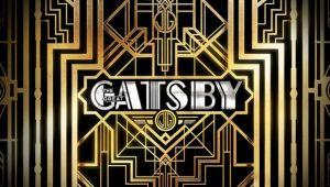 Art Deco wallpaper - The Great Gatsby