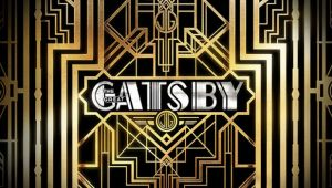 Art Deco wallpaper - The Great Gatsby