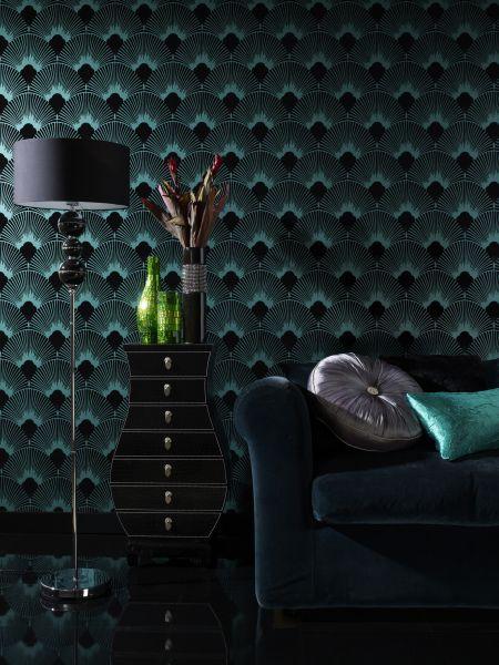 Nono Wallpaper - Deco Fabulous Design