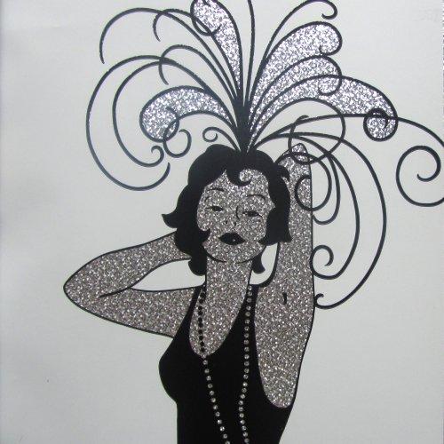 Nono Wallpaper - Fifi Closeup Showing Glitter