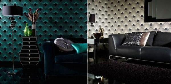 Nono Wallpaper - Deco Fabulous