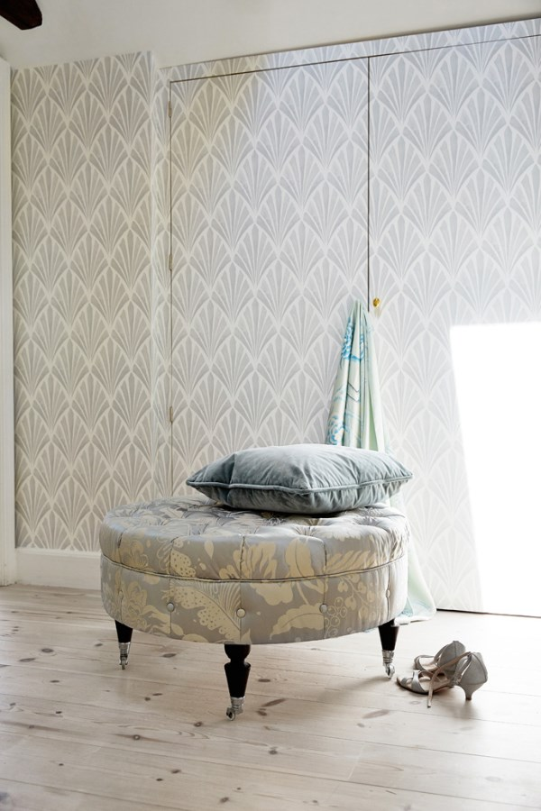 Art Deco Wallpaper Inspired By 1920 S Glamour