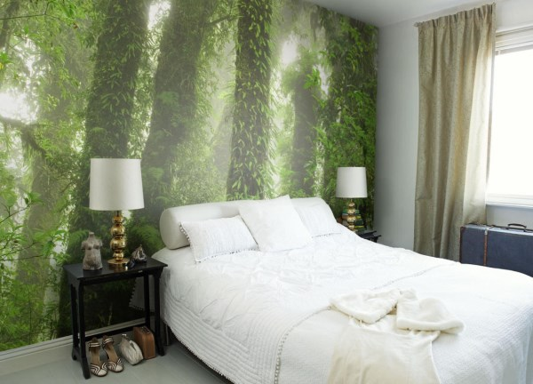 Mr Perswall - Destinations - Rainforest Mural
