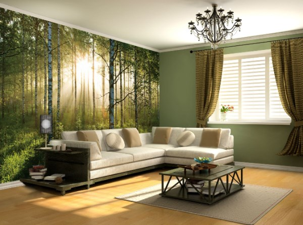 Murals - Walls1 - Forest