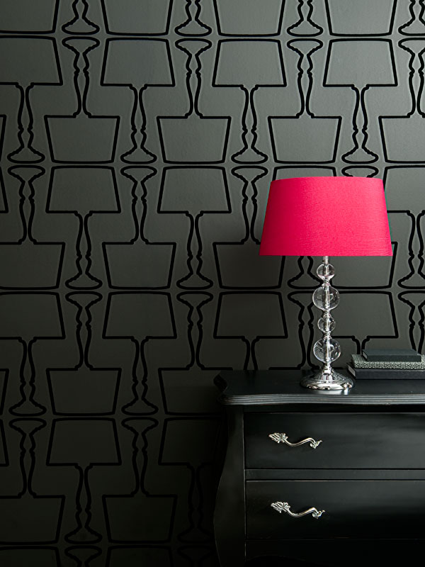 Black Wallpaper Sophisticated Amp Chic