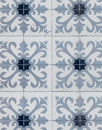 Tile Wallpaper Just Like The Real Thing