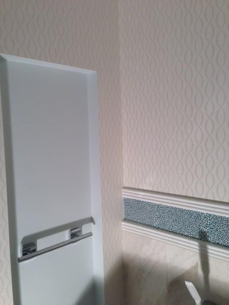 Byron Bay house bathroom installation