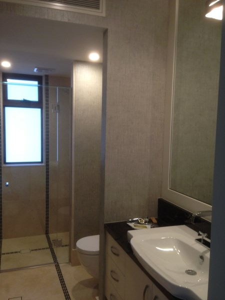 Wallpaper Installers Brisbane - Bathroom Wallpaper Installation