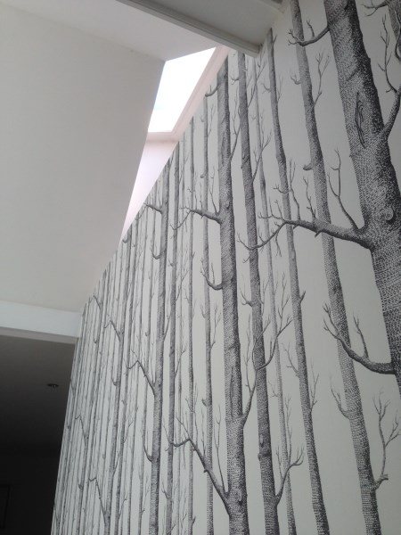 Cole & Sons wallpaper - Woods