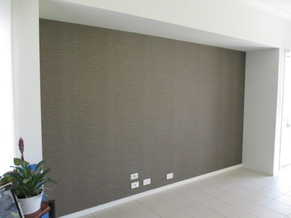 Sunshine Coast wallpaper hanging - Villa Nova Wallpaper