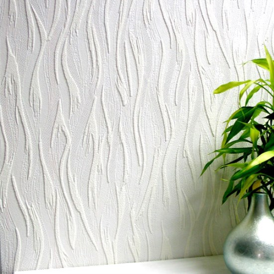 Types Of Wallpaper Coverings: Paintable Wallpaper For Ugly Ceilings