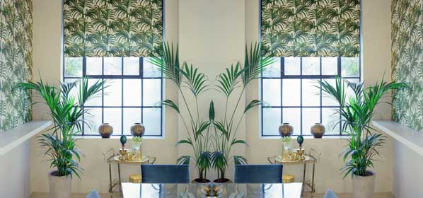 House Of Hackney Wallpaper - Palm leaf design - Palmeral