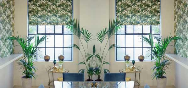 House Of Hackney Wallpaper - Palm leaf design - Palmeral