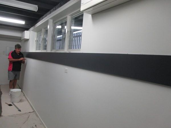 Brick Wallpaper - The Grange