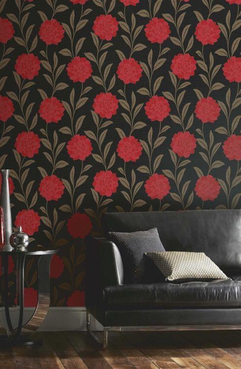 Arthouse Wallpaper - Portia Collection - Evie