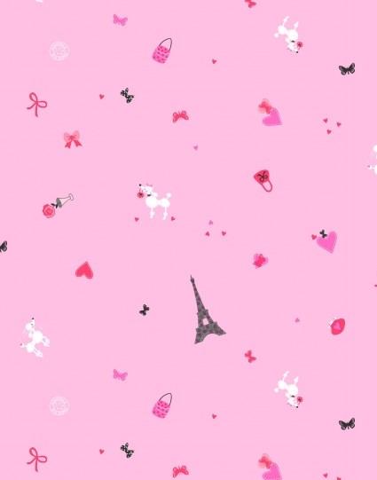 Pink Wallpaper Pretty In