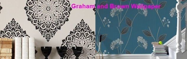 Graham and Brown Wallpaper