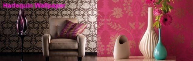 Harlequin Wallpaper