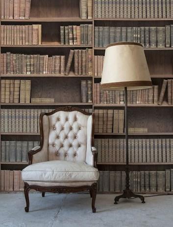 Kemra Wallpaper - Bookshelf