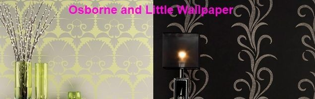 Osborne and Little Wallpaper
