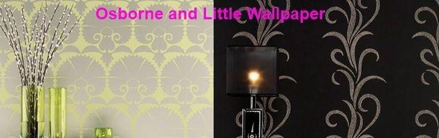 Osborne and Little Wallpaper