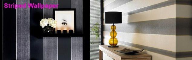 Striped Wallpaper