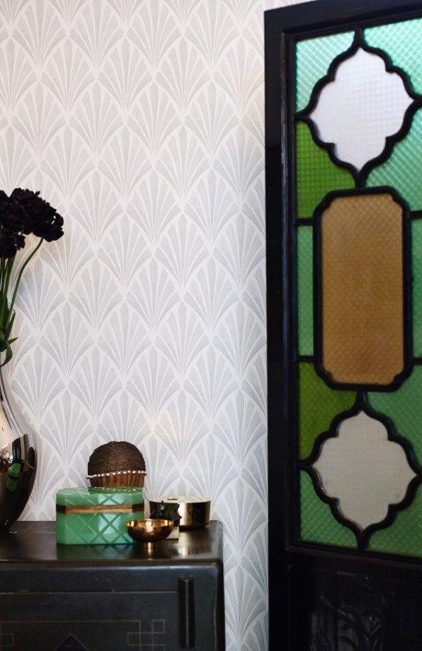 Tapet Cafe Wallpaper - Deco-Fan