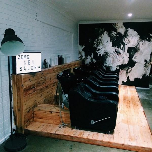 Anewall Mural - Loveloxx Salon Nobby Beach