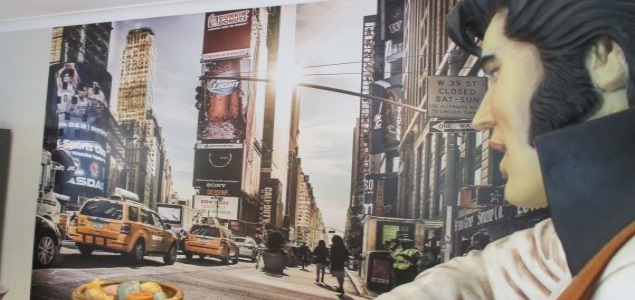 New York City Mural Brisbane